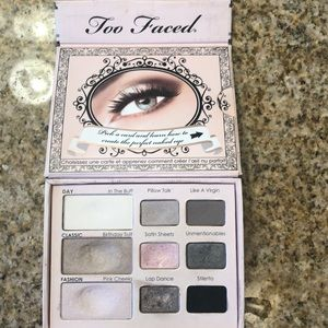 Too Faced - The Naked Eye Pallet